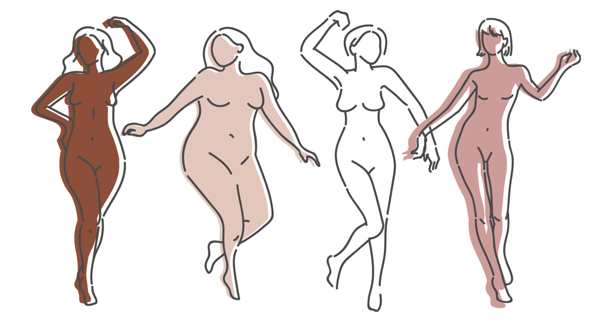 Everyday at ImPerfect, we measure ladies of all sizes, taking into consideration all boob concerns.